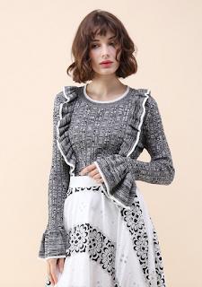 https://www.chicwish.com/posh-attitude-ruffle-knit-top-in-grey.html