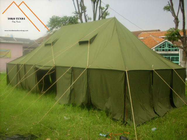 Tenda Regu - TNI Militer - Tenda