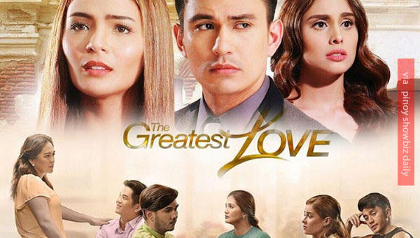 The Greatest Love and Someone To Wetch Over Me premiere today