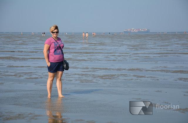 Dolnosaksońskie Morze Wattowe to największa atrakcja turystyczna Cuxhaven