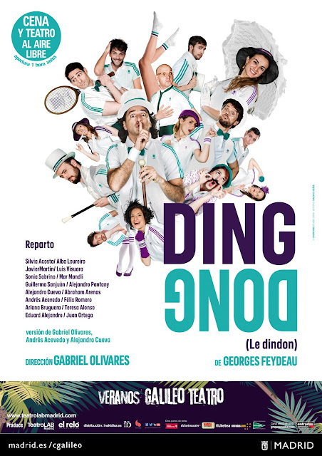 DING DONG: PASE SIN MIRAR POR LA PUERTA DE ATRÁS