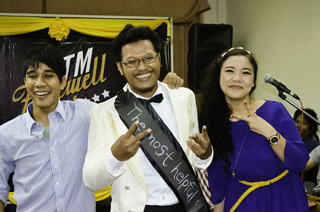sahabat najwa latif lirik, minggu suaikenal, tema party, prom party, halloween, costume party, kamal norizan, anith aziz, hafiz idzry, friendship, final dinner, traditional cuisine