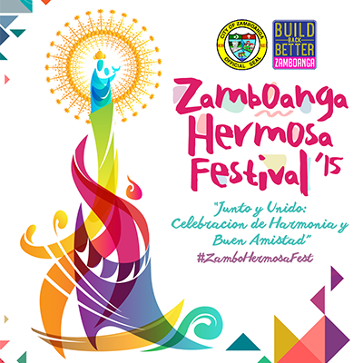 Zamboanga Hermosa Festival 2015 Calendar of Activities Schedule
