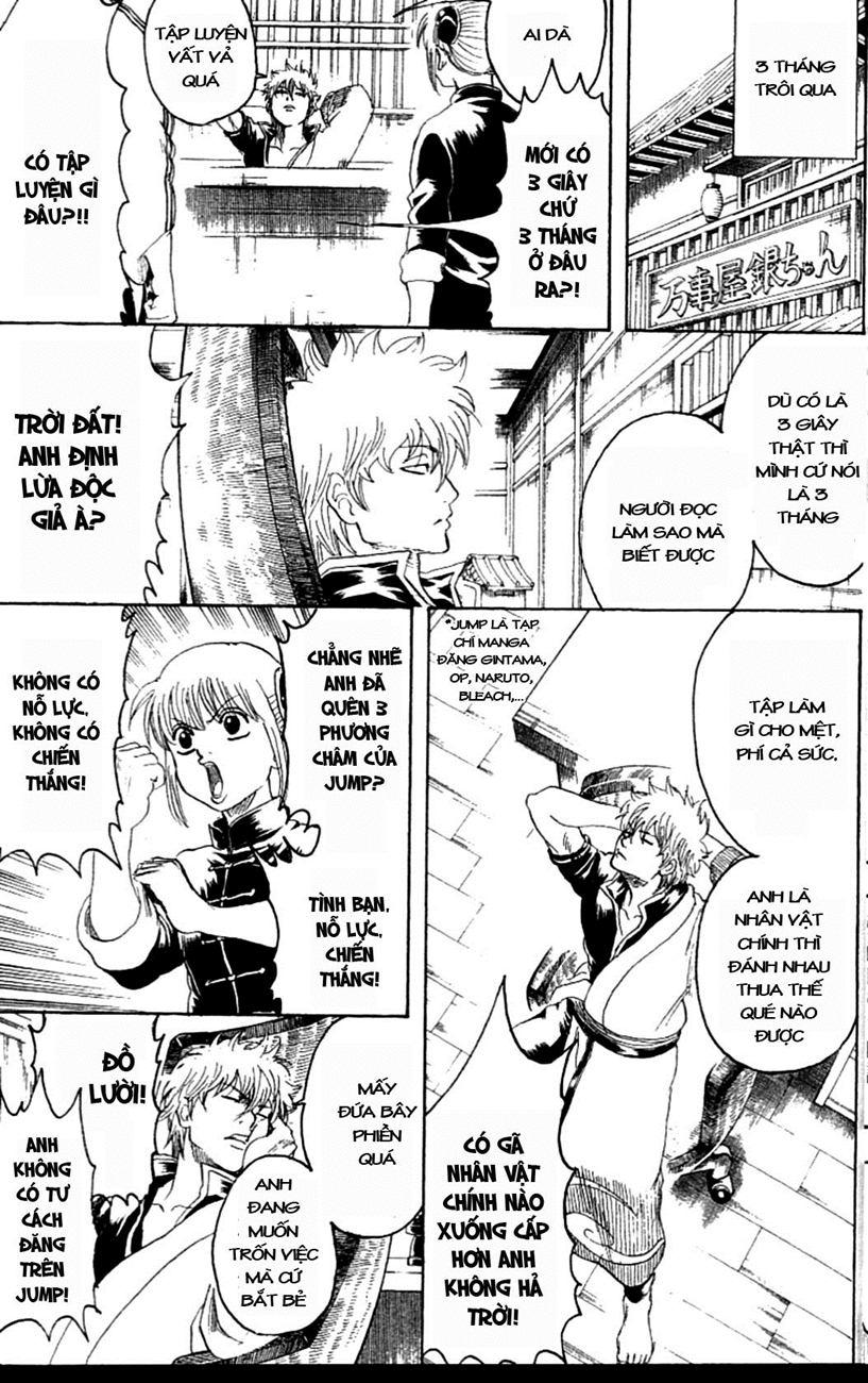 Gintama Chap 229 page 7 - Truyentranhaz.net