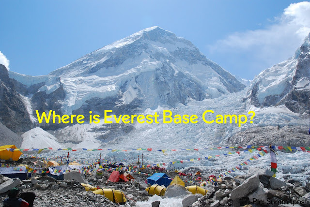 Where is Everest Base Camp