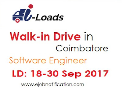White Data Systems Fresher Walk-in Drive Coimbatore Software Engineers 18-30 Sep 2017