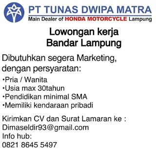 PT. Tunas Dwipa Matra