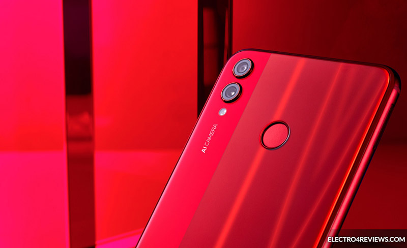 Finally Red Honor 8x Is Available In India