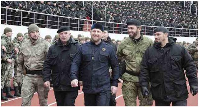 kebijakan presiden chechnya