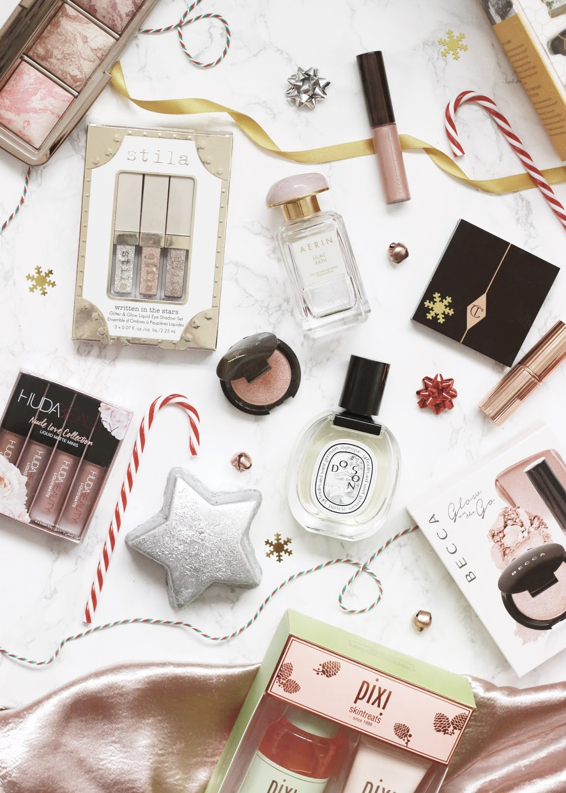 A Christmas Gift Guide: Beauty