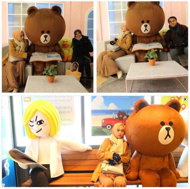 line store itaewon
