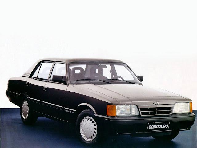 Chevrolet Opala Comodoro 1991