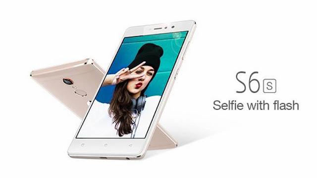 Gionee S6s a Selfie-Focused Smartphone Launched in India