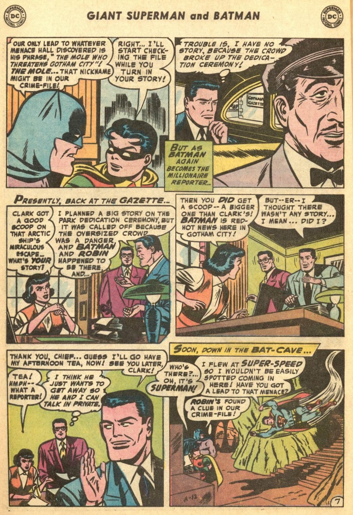 Read online World's Finest Comics comic -  Issue #188 - 22