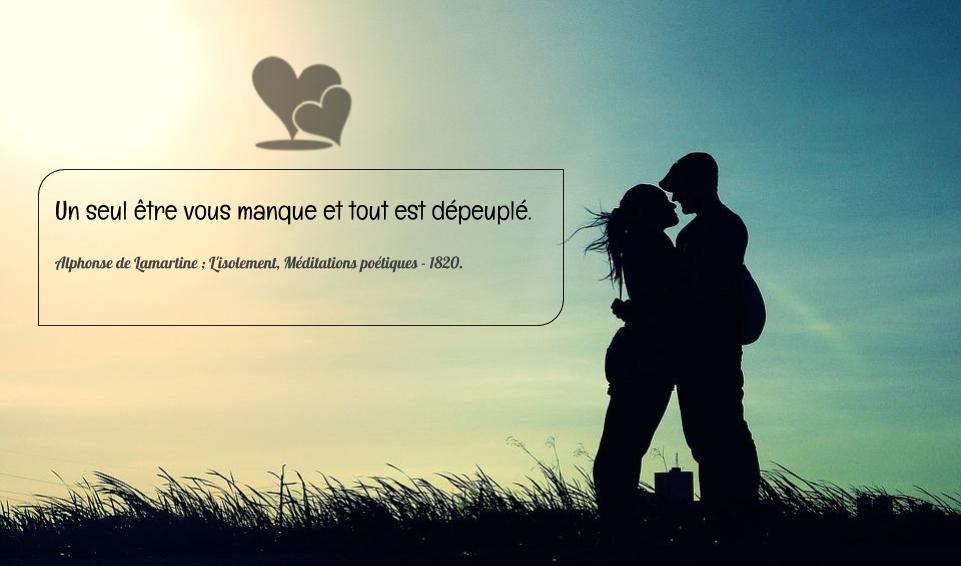 Citation Un Manque De Toi