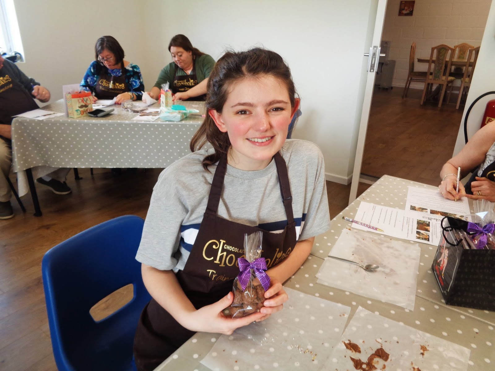The Ultimate Chocolate Workshop at Chocolates for Chocoholics, Hurst