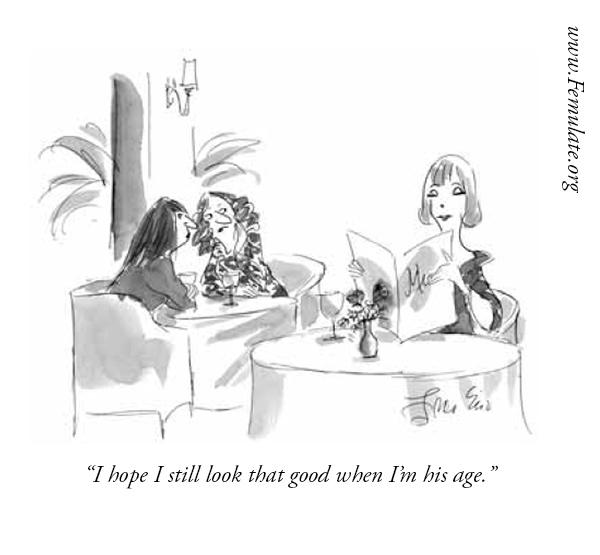 A New Yorker parody