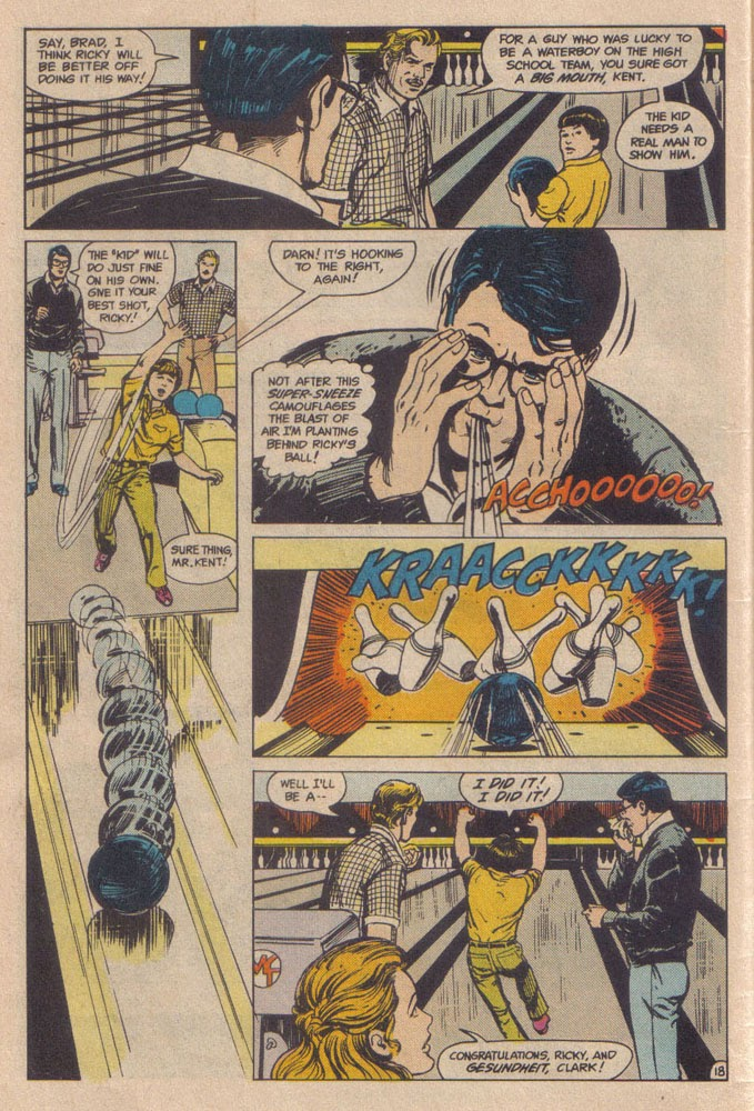 Read online Superman III comic -  Issue # Full - 18