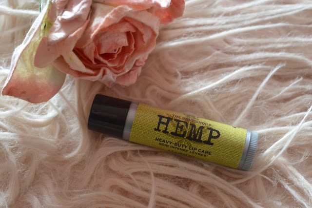 the body shop heavy duty lip care review