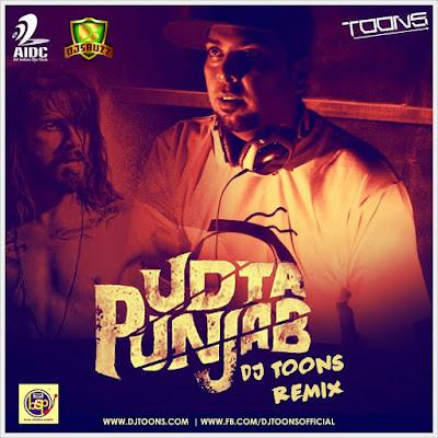 Udta Punjab – DJ Toons Remix (Untag)