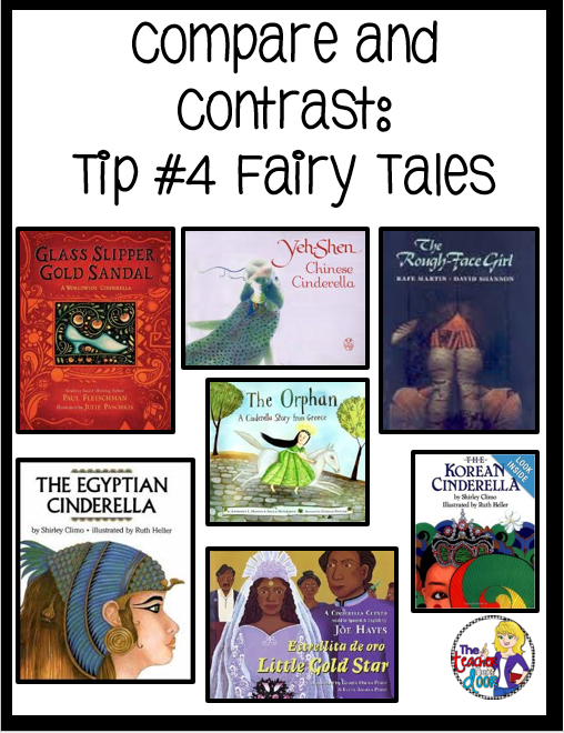 6 Tips To Teach Compare And Contrast