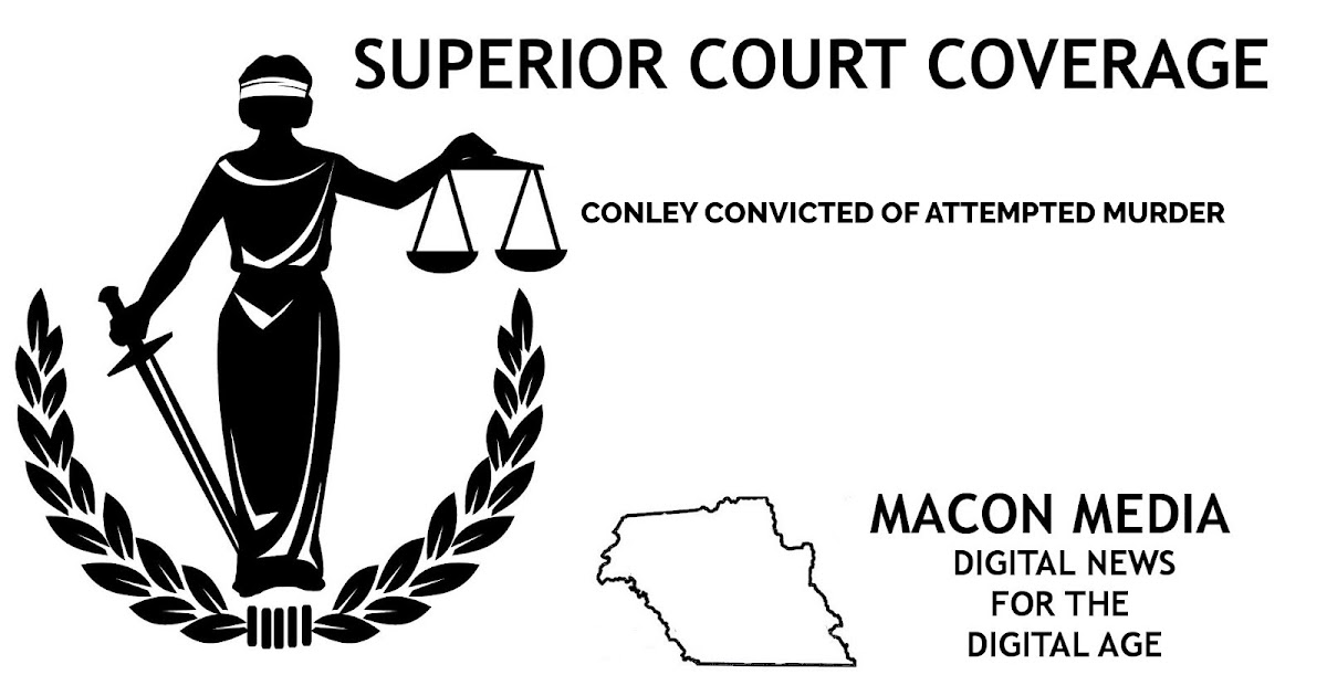 Thunder Pig: Conley Convicted and Sentenced by Macon