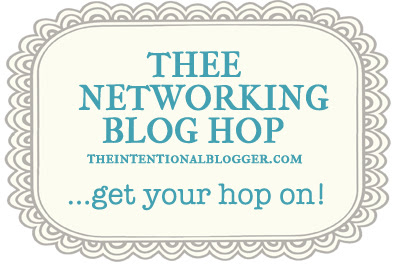 Thee Networking Blog Hop RETURNS!
