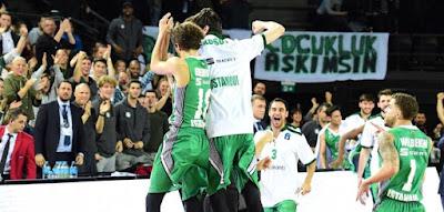 Darüşşafaka - 7Days Euro Cup