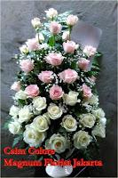 Bunga Mawar Pink Cantik Online Florist Jakarta