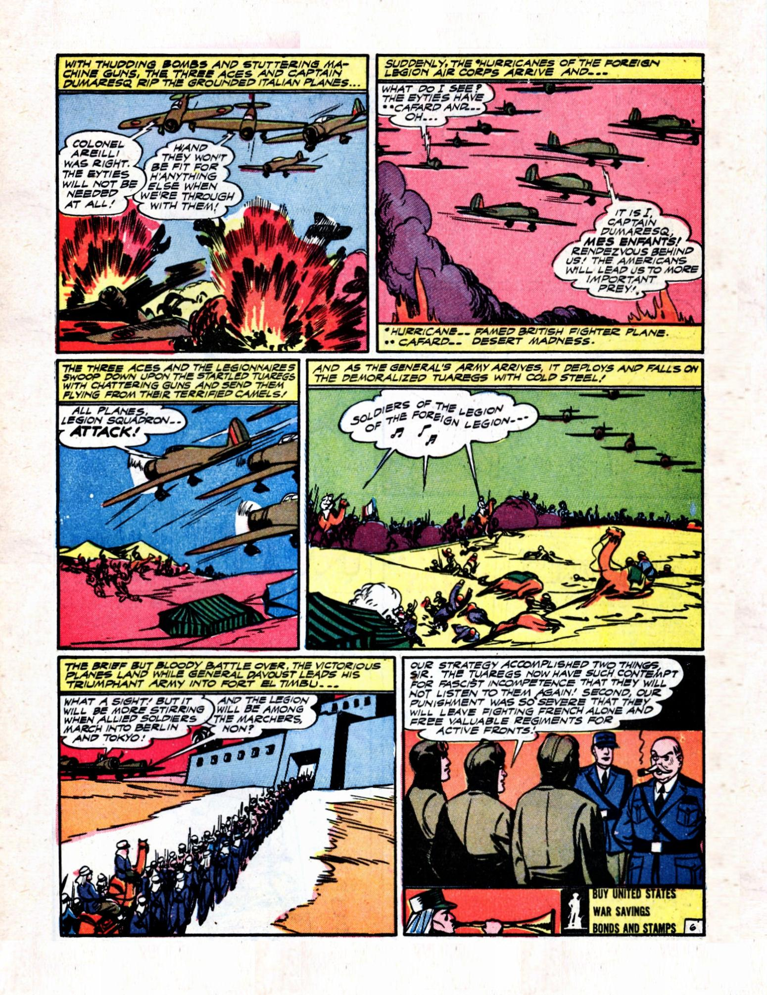Read online Action Comics (1938) comic -  Issue #57 - 37