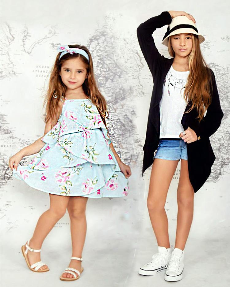 moda infantil blog moda primavera verano 2018 vestidos