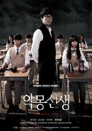 SINOPSIS Nightmare Teacher Lengkap Episode 1-12 Terakhir ( WEB Drama Korea)