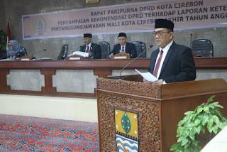Walikota Akan  Bentuk Tim Percepat Rekomendasi DPRD