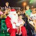 Papai Noel chegará na Ilha na quinta 20/12 na Festa de Natal das Crianças na Praça dos Tanoeiros