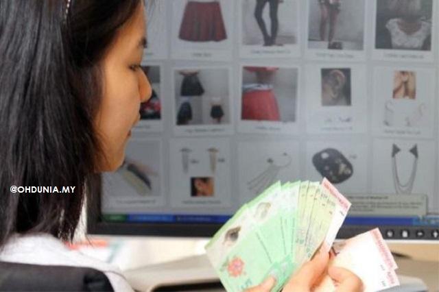 Kementerian Kewangan Kaji Kenakan Cukai Terhadap Peniaga Online
