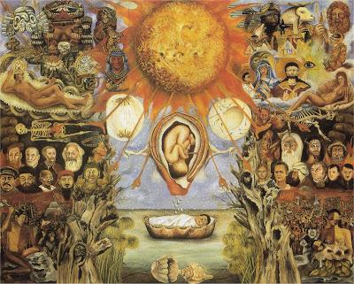 Frida-Kahlo-Moises