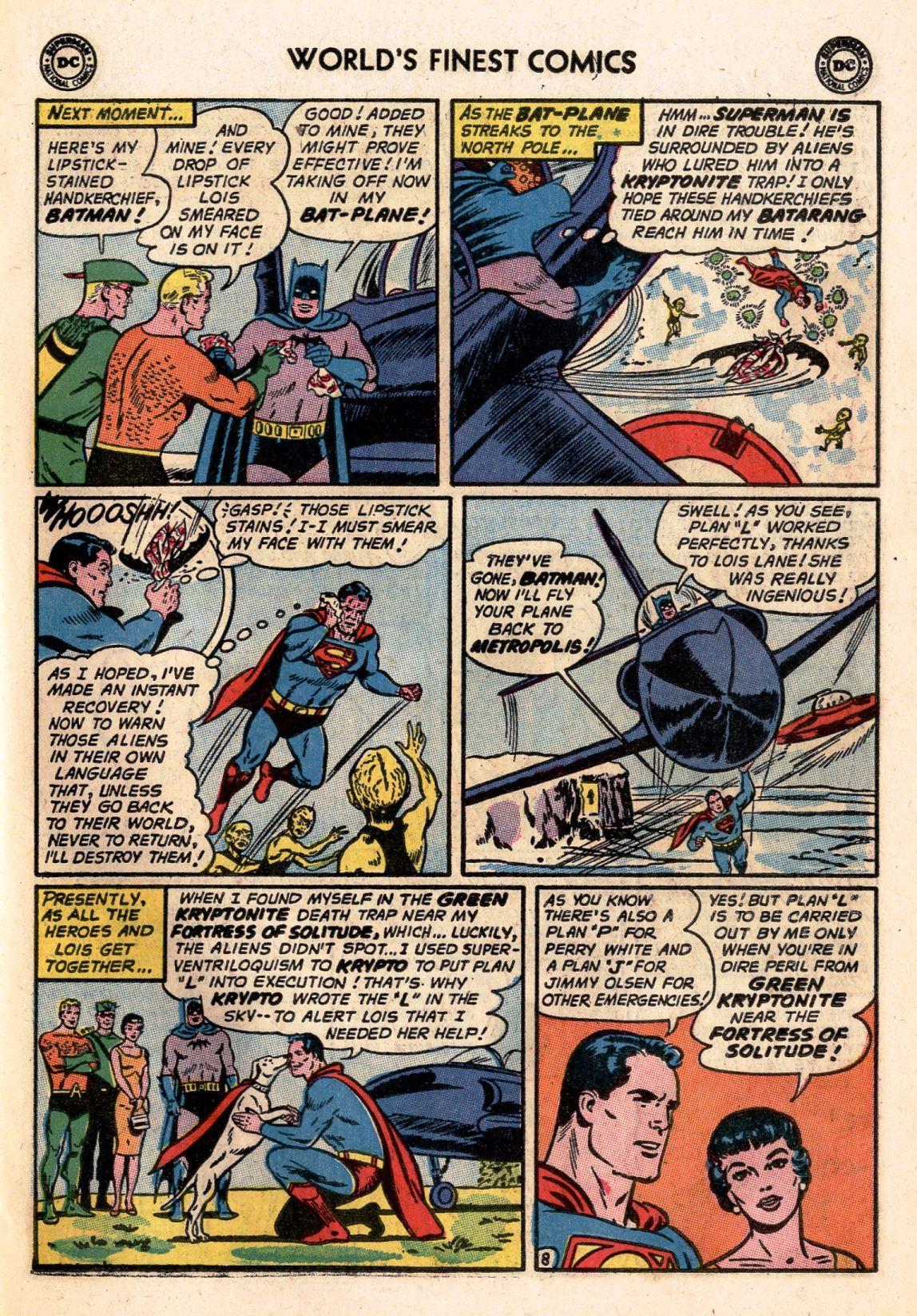 Read online World's Finest Comics comic -  Issue #141 - 31