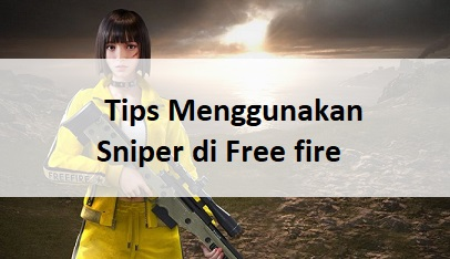 tips snipping di free fire auto headshot
