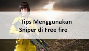 6 Tips Menggunakan Sniper di Free fire (Auto Headshot)