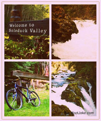bicycle sol duc road