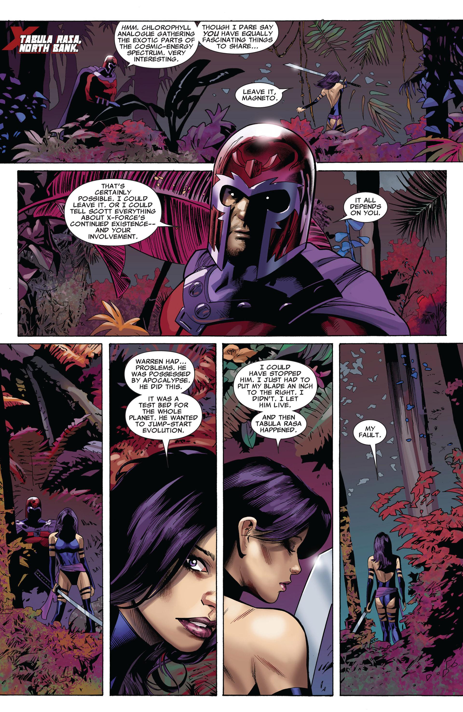 Read online Uncanny X-Men (2012) comic -  Issue #5 - 18