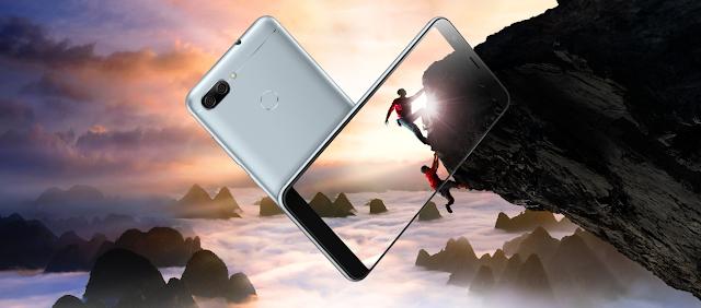 Asus Rilis Zenfone Max Plus, Ponsel Android Dengan Rasio Layar 18:9