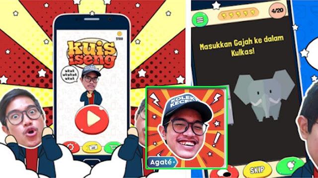 Games Iseng Kaesang