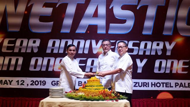 THE Zuri Hotel Palembang Rayakan Hari Jadi Yang Pertama