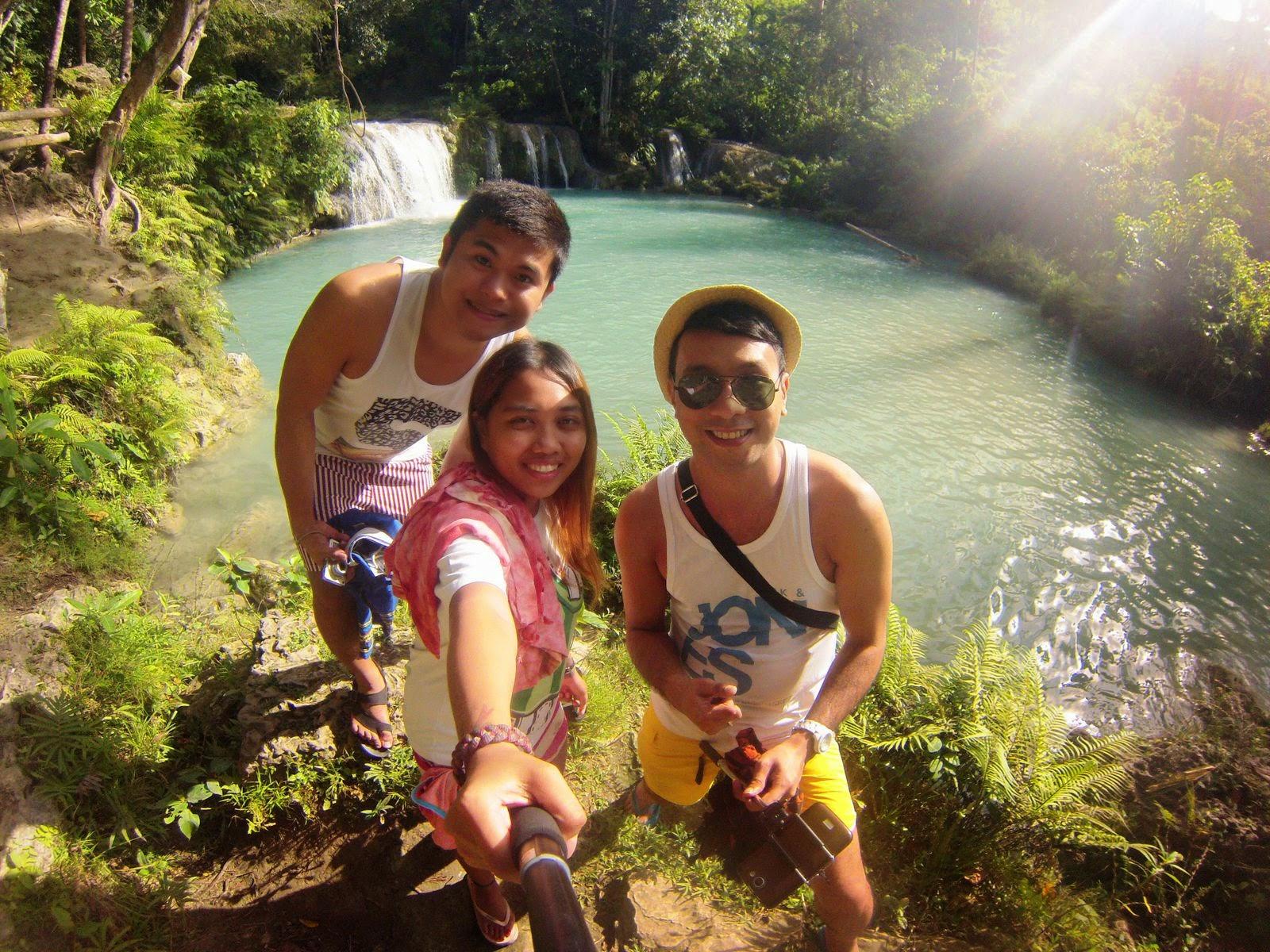 Cambugahay Falls, Lazi, Siquijor.