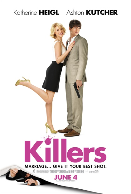 Asesinos Con Estilo [Killers] DVDR Menu Full [Español Latino] ISO NTSC