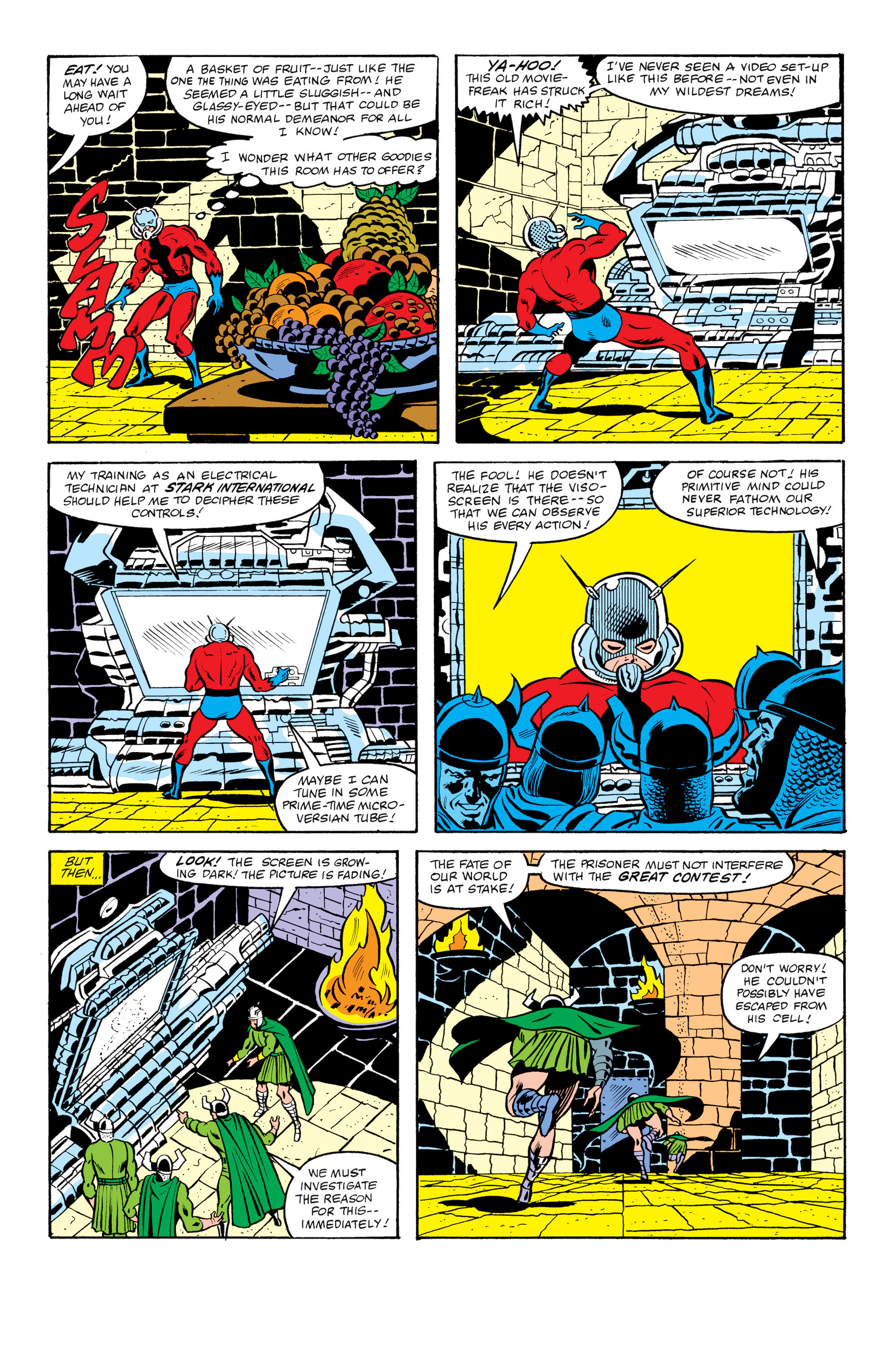 Read online Ant-Man comic -  Issue #Ant-Man _TPB - 195