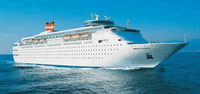 Bahamas Paradise Cruise Line's Grand Classica Will Host PalmCon - Palm Beach's Version of Comic Con