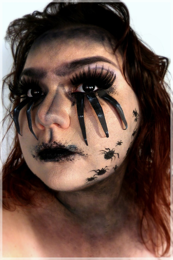 Acromantula Make-up