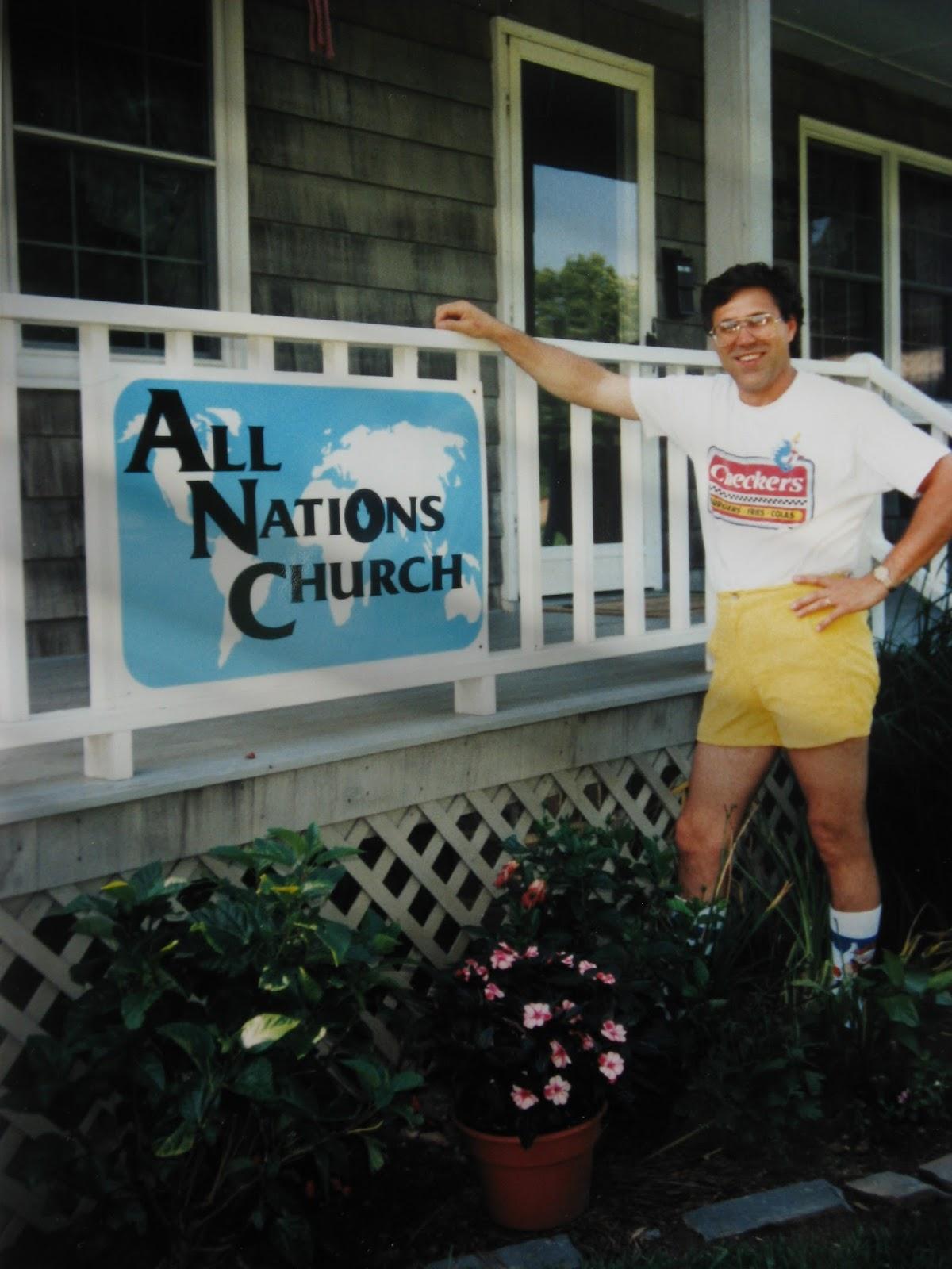 The Barn, All Nations Church 1995